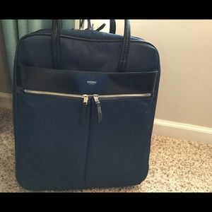 Wheeled Travel Laptop Bag by Knomo London